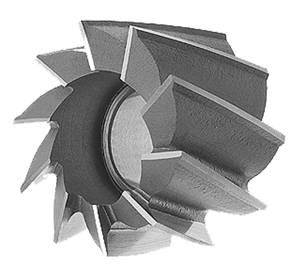 LOC: 1-1//8 Hole Dia.: 1//2 Finishing Dia.: 1-3//8 Cobalt Shell End Mills