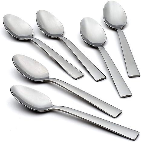 Silver Size Flatware Set of 12 Oneida Teaspoons U.S