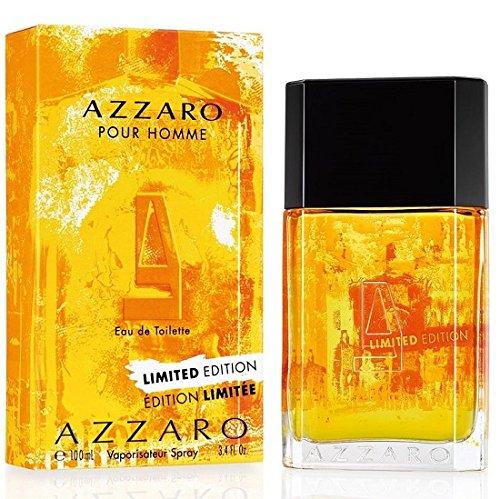 AZZARO POUR HOMME LIMITED EDITION 2015 by Azzaro 3.4 Ounce / 100 ml Eau de Toilette