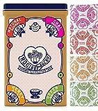 Rooibos Tea Bag Sampler Tin - 40 Caffeine Free, Organic Herbal Tagless Tea Bags, Variety Assortment with 4 Flavors, incl' Rooibos Chai and Honeybush