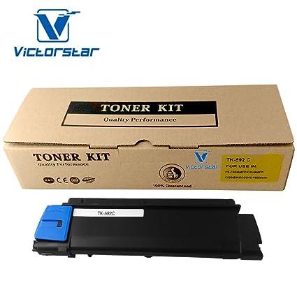 VICTORSTAR @ Cartucho de Tóner Compatible CT 592 de Las Impresoras ...