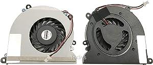 Todiys CPU Cooling Fan for HP Pavilion DV4 Series DV4-1125NR DV4-1144US DV4-1228CA DV4-1265DX DV4-1454CA DV4-1454CY DV4-2049US DV4-2049WM DV4-2165DX DV4-2169NR 486844-001