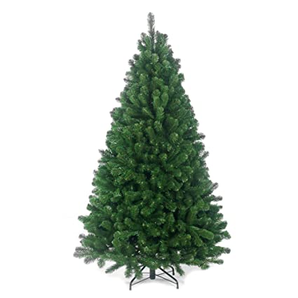 best sneakers f0cf7 f89b6 1.5m (5ft) Arctic Spruce Artificial Christmas Tree: Amazon ...