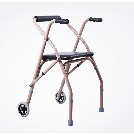 WJQSD Andador Andador De Cuatro Patas para Discapacitados ...