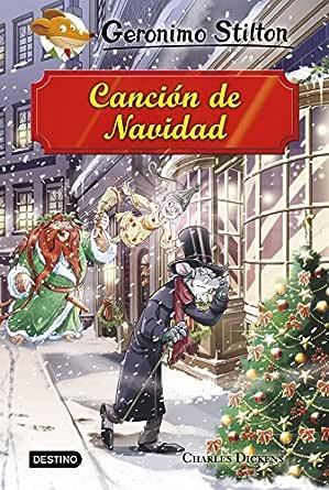 Canción de Navidad: Grandes historias Stilton eBook: Stilton ...