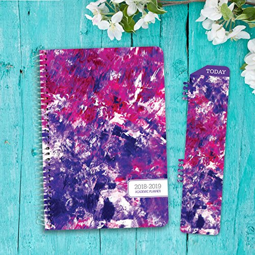 Review HARDCOVER Academic Year Planner