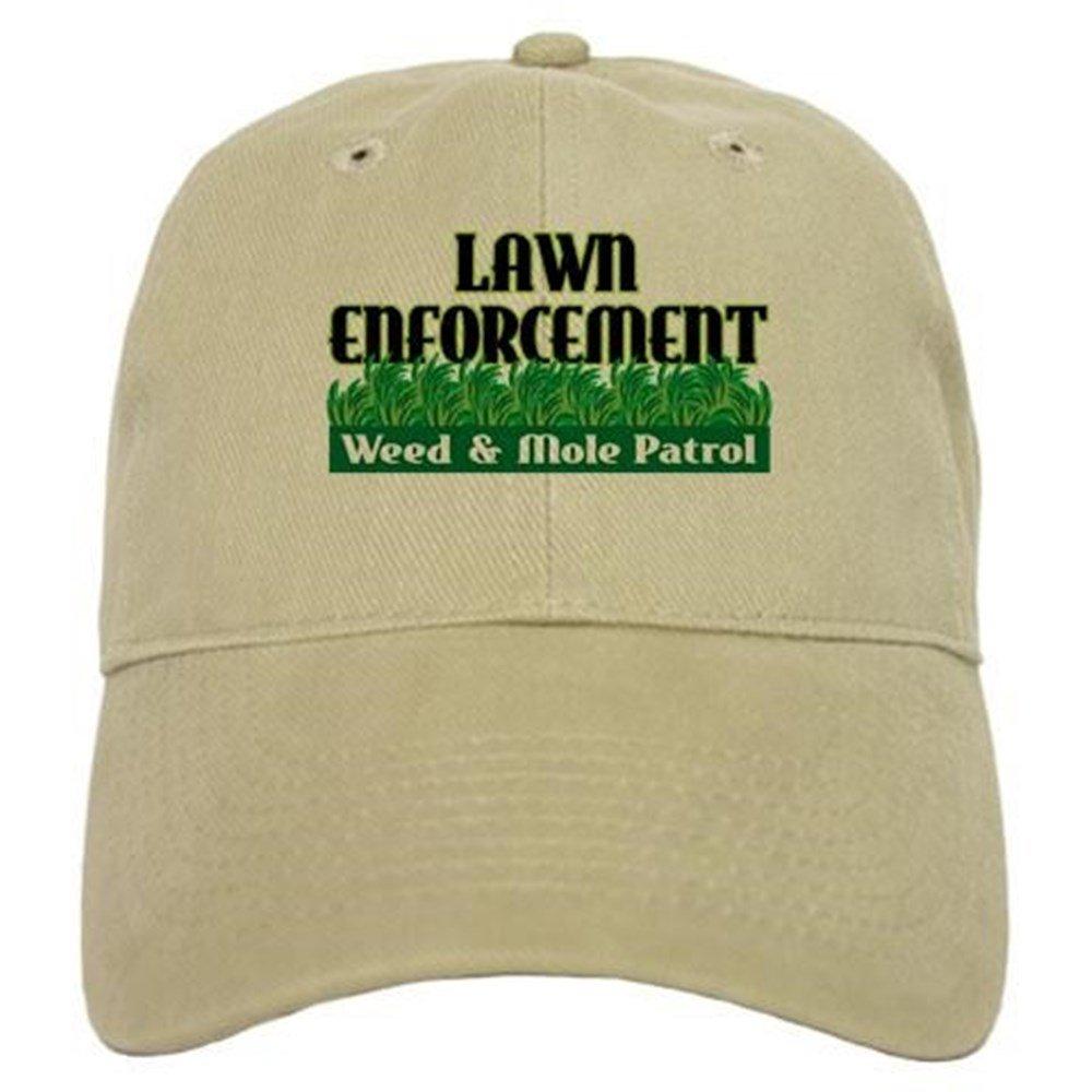 CafePress Lawn Enforcement Baseball Cap