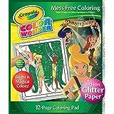Crayola Color Wonder Glitter Paper Fairies