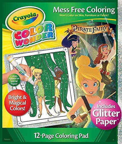 Crayola Color Wonder Glitter Paper (Crayola Color Wonder Glitter)