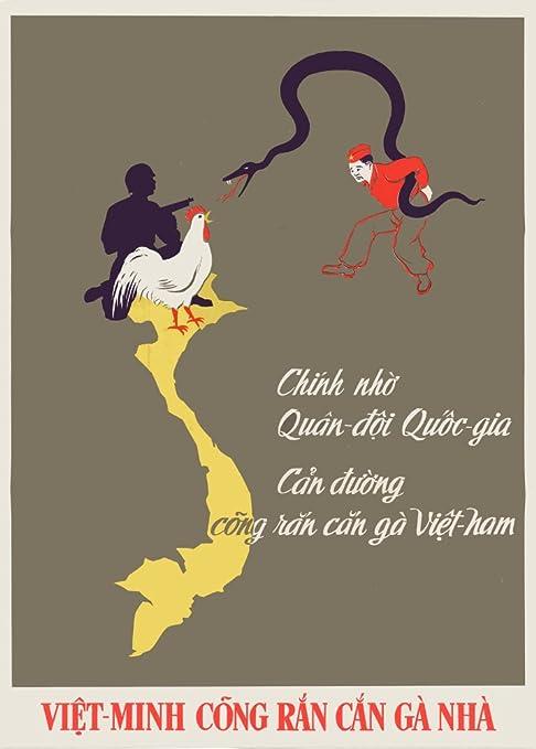 De Vietnam del sur anti-Propaganda Comunista VIET del ...