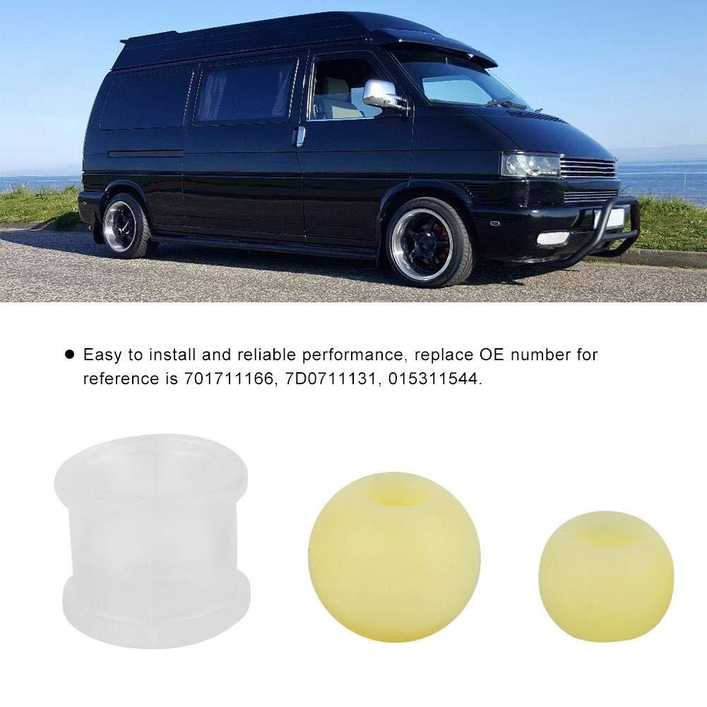 Reparatursatz f/ür Schaltgest/änge Buchsen passend f/ür Van Transporter T4 701711166 Reparatursatz