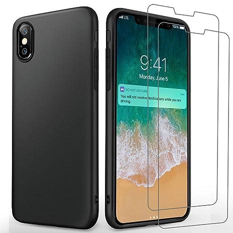 custodia iphone x 2 pack