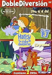 Harry Y Su Cubo De Dinosaurios Vol 3-4 (2) [DVD]