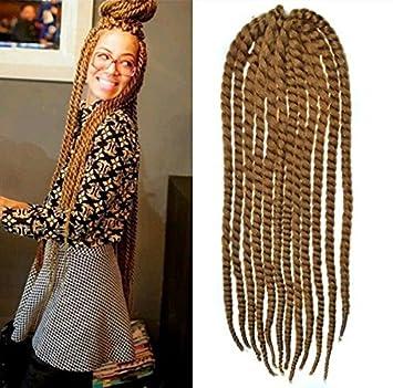Amazon honey blonde color crochet braid hair extensions honey blonde color crochet braid hair extensions hair braids havana mambo twist style cuban twist pmusecretfo Choice Image