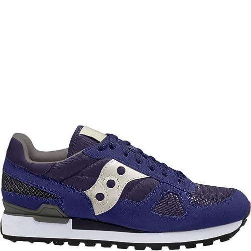 Saucony JAZZ sneakers scarpe uomo blu 2044 421