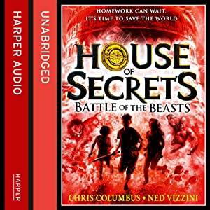 House of Secrets: Battle of the Beasts Audiobook