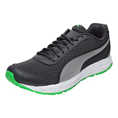 470ac6546a Puma Men s Rapple Asphalt and Andean Toucan Running Shoes - 10 UK India  (44.5
