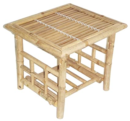 Exceptionnel Bamboo Foldig End Table