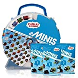 THomas & Friends Minis Collectors Playwheel Storage Case Review and Comparison