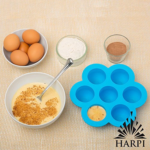 Harpi Silicone Egg Bites Molds For Instant Pot Accesories