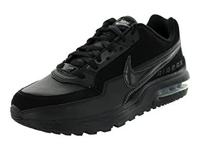 finest selection 5c338 ff185 Nike Men s Air Max LTD Black Black Granite White Running Shoe 8.5 Men