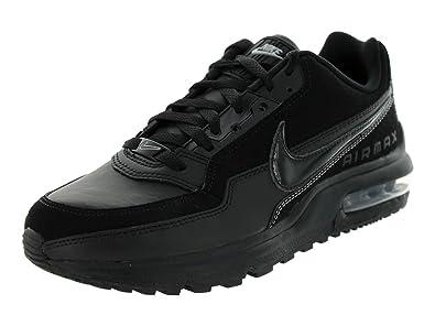 finest selection b4df9 64db1 Nike Men s Air Max LTD Black Black Granite White Running Shoe 8.5 Men