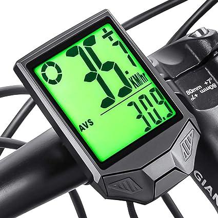 LCD Vélo Compteur De Vitesse//Odomètre