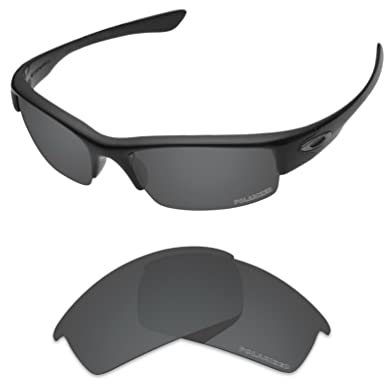 Tintart Performance Lenses Compatible with Oakley Bottlecap Polarized  Etched-Carbon Black a590296f92e