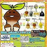 You touch Detective Nameko cultivation kit Namekonfunfu strap 6 secret-filled set of 5 Bandai Gachapon