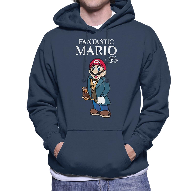 Fantastic Beasts Mario Men's Hooded Sweatshirt
