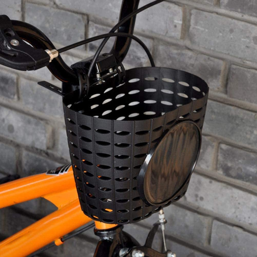 Cesta de bicicleta para ni/ña Abilieauty Cesta de bicicleta ligera y resistente para ni/ños
