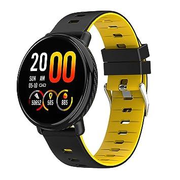Smartwatch K1 2.5D Full HD 3D UI Pantalla Táctil Smartwatch IP68 ...