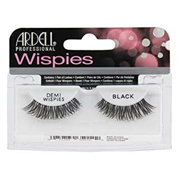 demi wispies black ardell