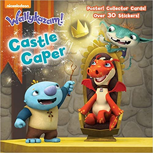 Descarga gratuita Castle Caper (wallykazam!) PDF