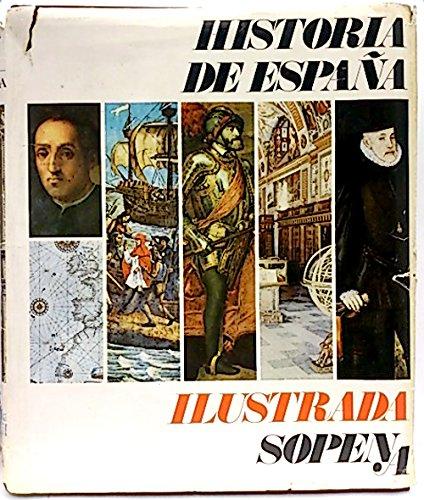 Historia de España Ilustrada Sopena. (Tomo I): Amazon.es: Terrero, Jose; Reglá, Juan: Libros