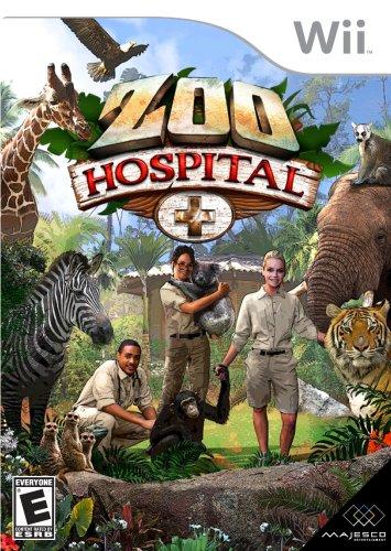 Zoo Hospital - Nintendo Wii College Zoo