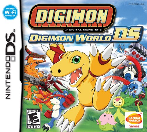digimon adventure video game english