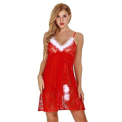 Christmas Women Nightdress 9199cecdb