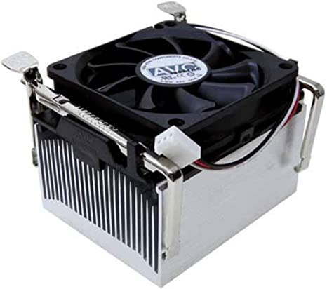 AVC CPU de refrigeración disipador de calor con ventilador y ...