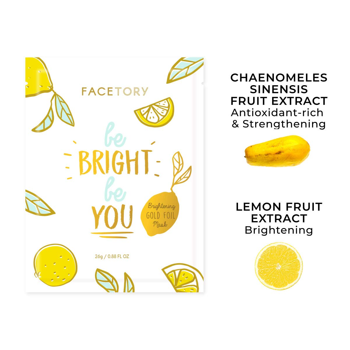 FaceTory Best of Seven Facial Masks Collection - Hydrate, Brighten, Soothe, Revitalize, Nourish, Purify Skin - For All Skin Types (Pack of 7)