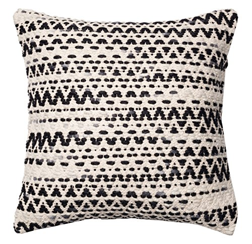 Loloi Loloi-DSETP0096GYMLPIL3-Grey/Multi Decorative Accent Pillow 22