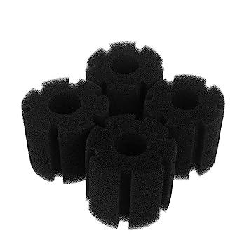 JunYe 4 Piezas de Repuesto de esponjas para Acuario o pecera para Filtro de Esponja XY-180: Amazon.es: Hogar