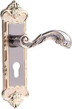 "2p vintage cast iron floral door cabinet screen handles pull rustic victorian 7/"""