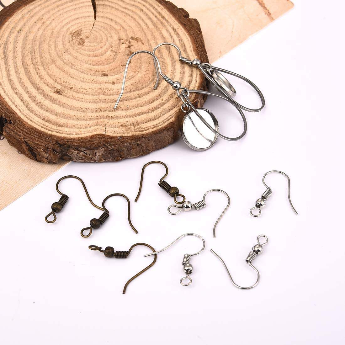and 40Pcs Jump Rings Jewellery Making Kits Set OBSEDE 10m//32Feet 1.5mm Stainless Steel Cable Link Chain with 20Pcs Lobster Clasps
