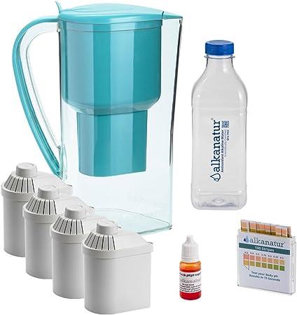 Pack Alkanatur para alcalinizar, depurar e ionizar agua. pH hasta ...
