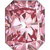1.07 Ct. | Radiant | Crocus Pink Color | VS2 Clarity | U.S. Man Made Diamond