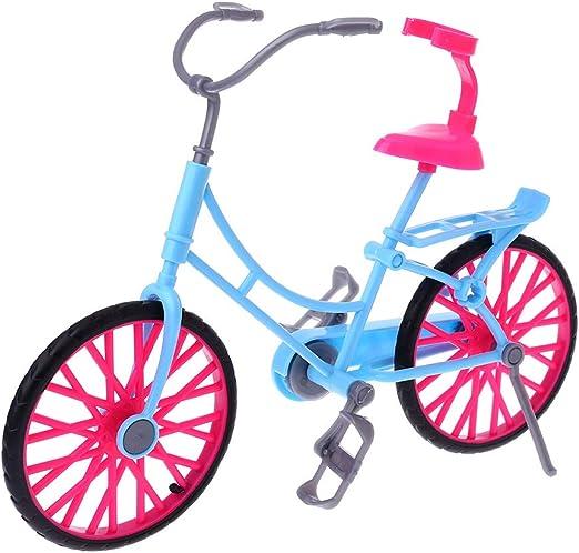 Exing - Bicicleta de muñeca, Juguetes para niños, minibicicleta ...