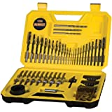 DeWalt DT71563-QZ Combination Drill Bit Set 100 Pieces by DEWALT