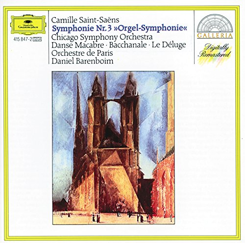 - Saint-Saëns: Symphony No.3