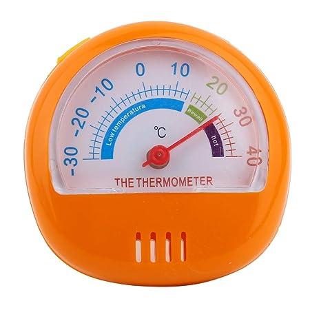 NITRIP Termómetro de Refrigerador, Termómetro de Congelador ...